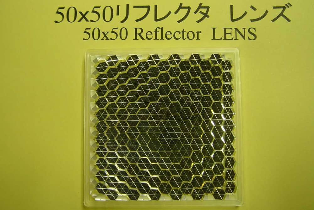 Reflectors for Photo-electric Switch