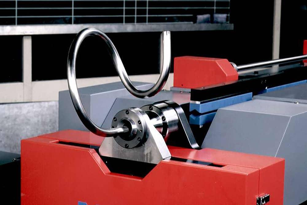 NISSIN CNC 3D FREEFORM TUBE BENDER