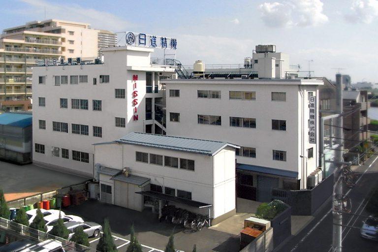 東京大田本社工場